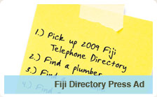 Fiji Directories Limited/Yellow Pages