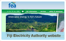 Fiji Electric Authority - FEA