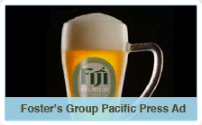 Fosters Group Pacific